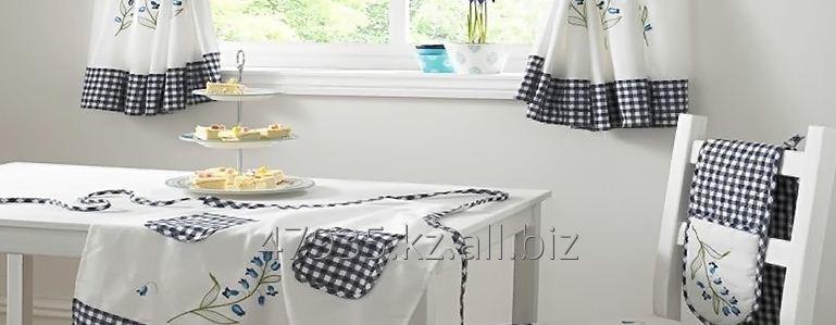 Заказать Печать на кухонных шторах