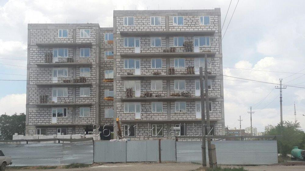 Order Construction of mnogotoetazhny complexes, houses, non-residential premises