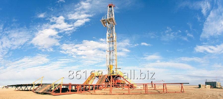Заказать Разведка нефтегазовых месторождений