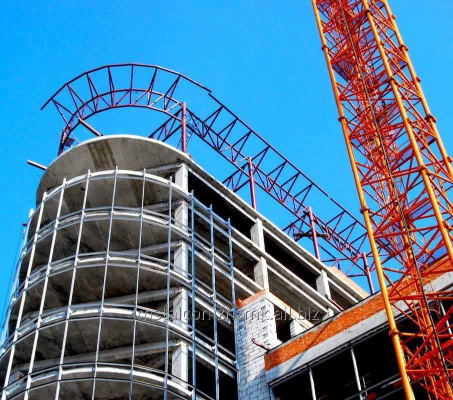 Заказать Изготовление каркаса высотных жилых зданий