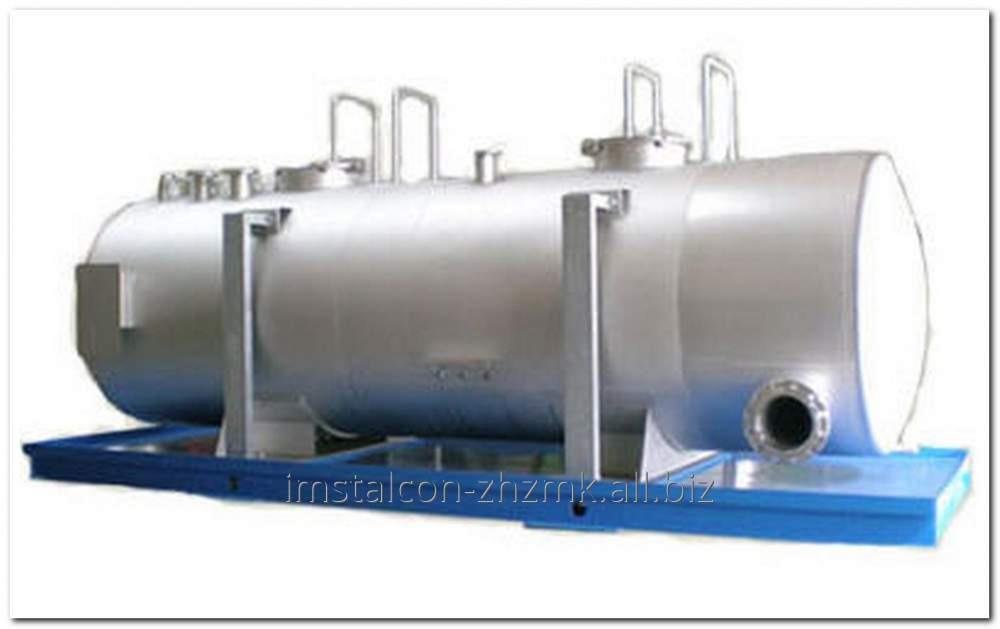 Заказать Изготовление емкостей для хранения нефти и нефтепродуктов
