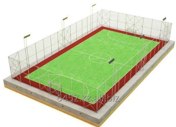 Заказать Строительство футбольных полей