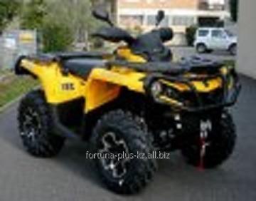 Заказать Тюнинг квадроцикла BRP Outlander 1000 XT-P короткая база G2