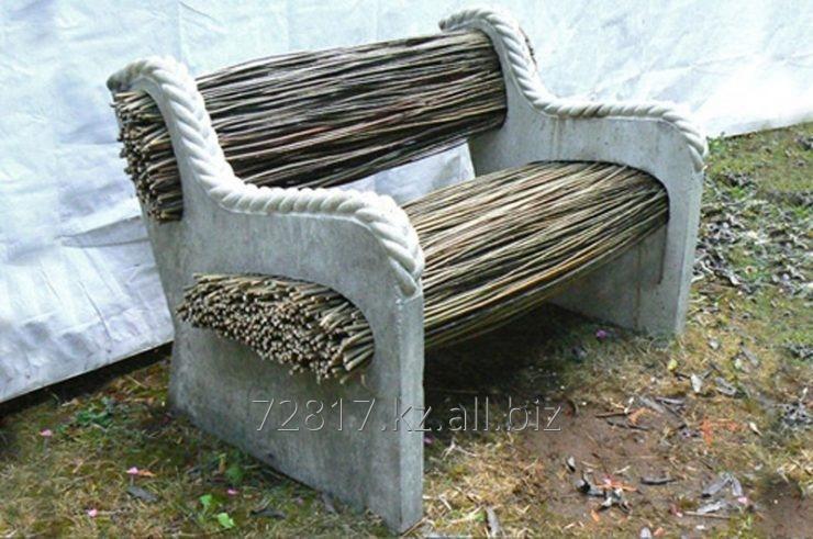Заказать Садовая и ландшафтная мебель, предметы экстерьера