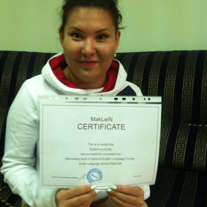 Order Kazakh courses in group, in couple and individually