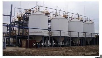 Заказать Огнезащитные обработка резервуаров