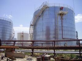 Заказать Монтаж металлоконструкций и стальных резервуаров