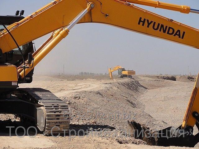 Заказать Аренда Экскаватора Hyundai R 305