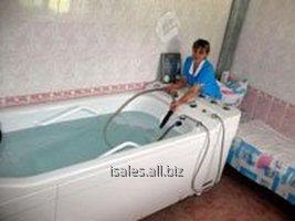 Заказать Минеральные ванны