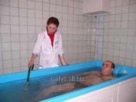 Заказать Пихтовые ванны