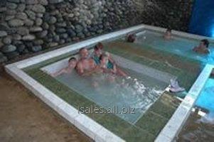 Заказать Сероводородные ванны