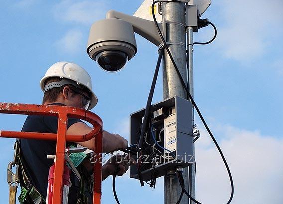 Заказать Сервисное обслуживание систем видеонаблюдения