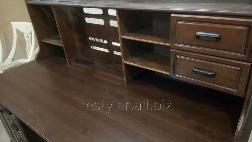 Реставрация антикварных элементов мебели