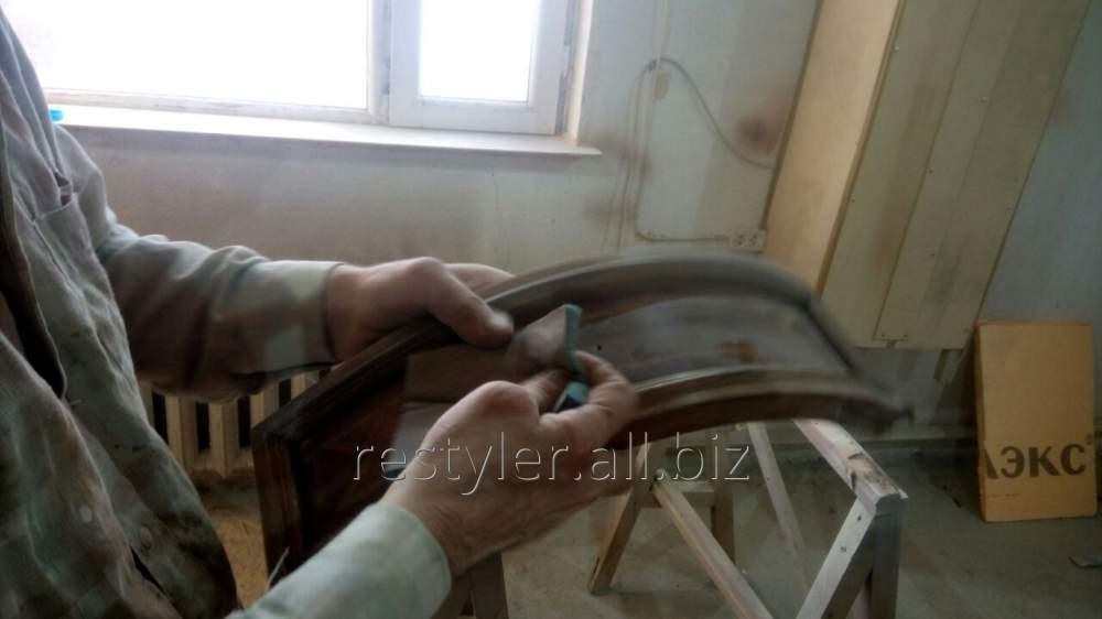 Реставрация антикварных элементов