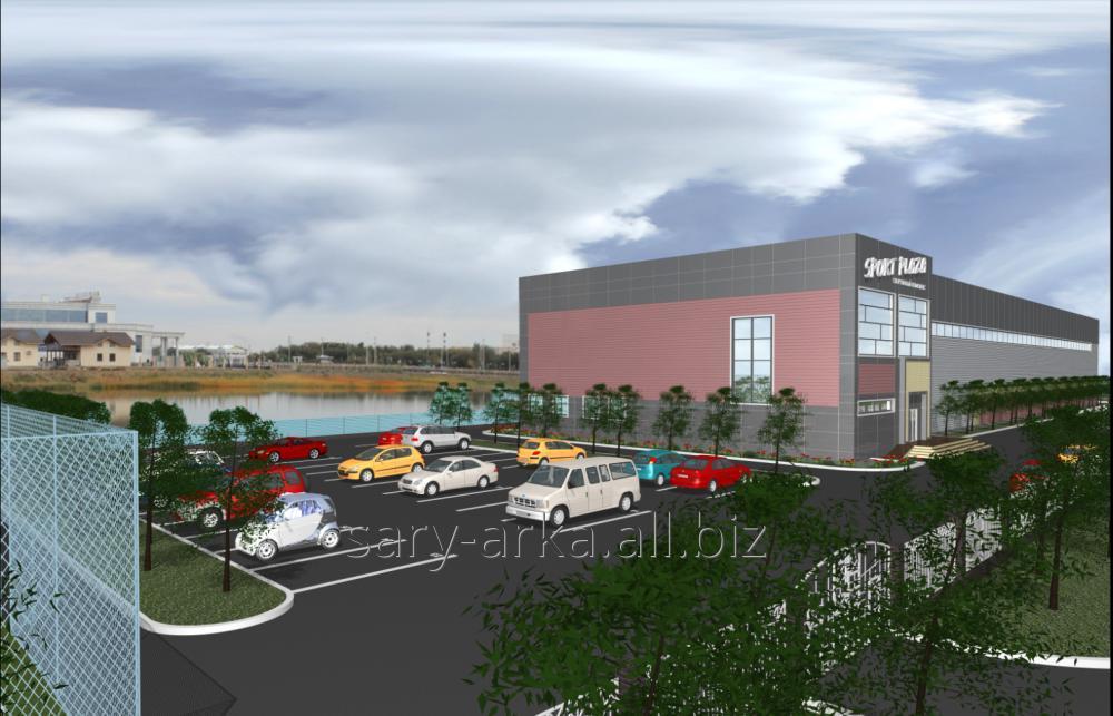 Заказать Строительство торгово разлекательных центров в Кызылорде