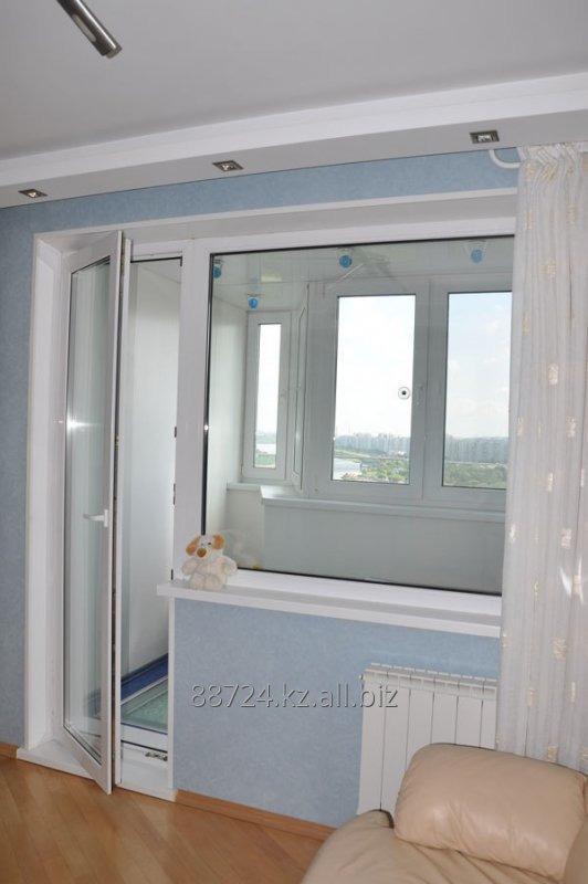 Заказать Установка пластиковых окон,откосов,балконов,дверей