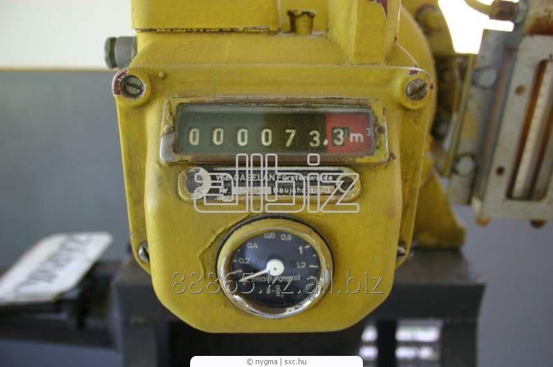 Заказать Установка приборов учета газа