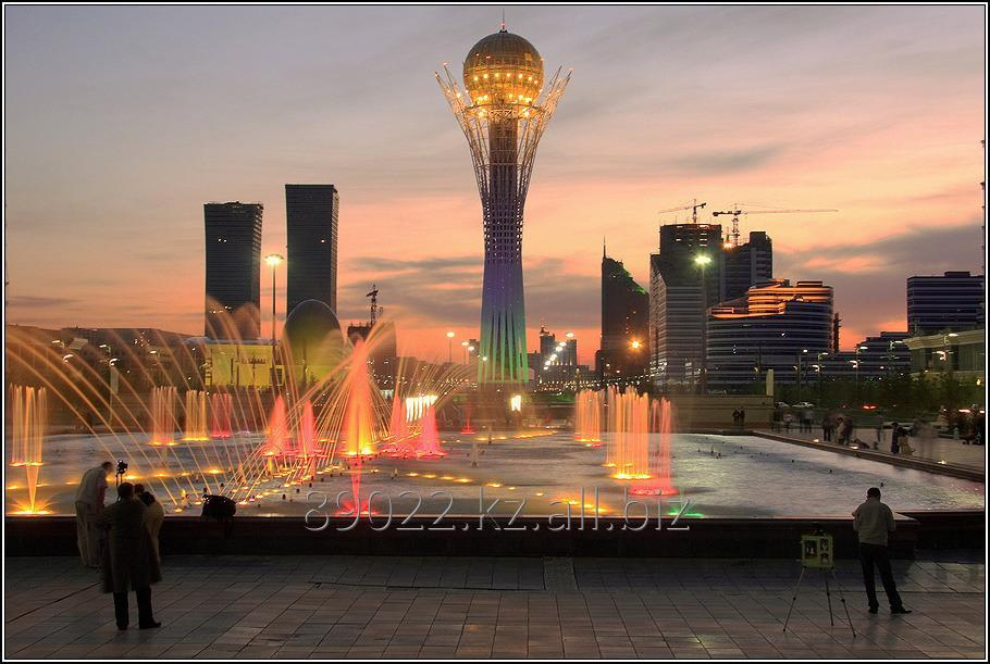 Order Transfers and Transport in Astana