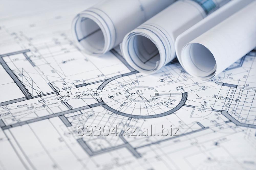 Заказать Разработка архитектурно - строительных проектов в городах Кокшетау и Астана