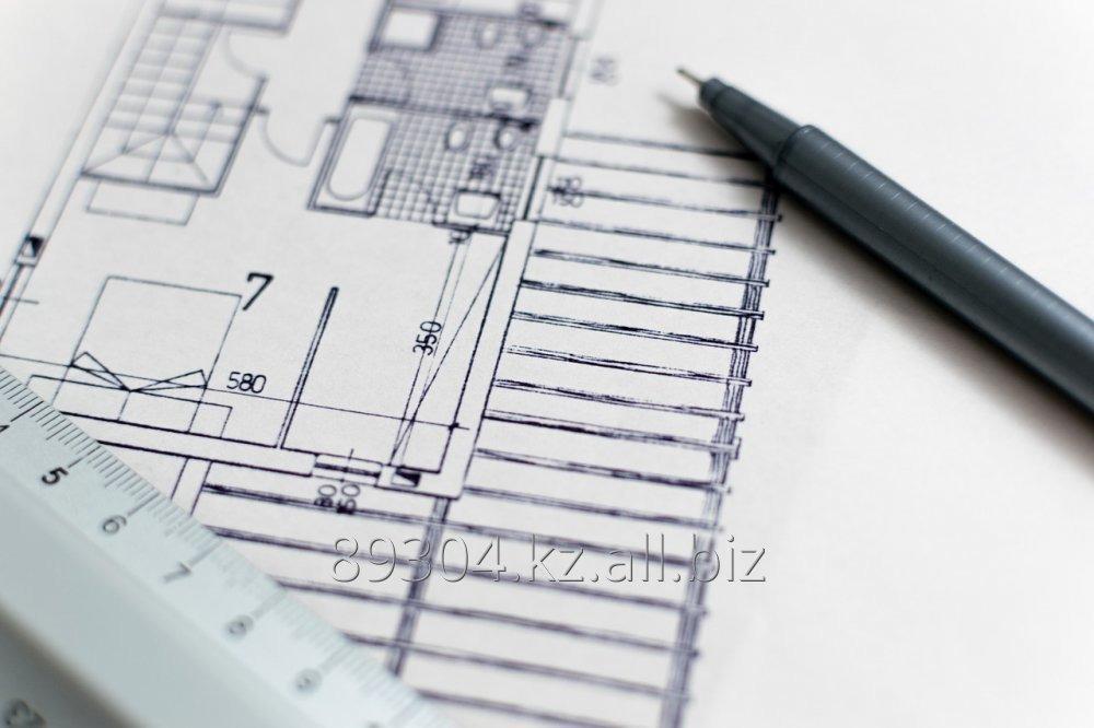 Заказать Проектирование зданий и домов в городах Кокшетау и Астана