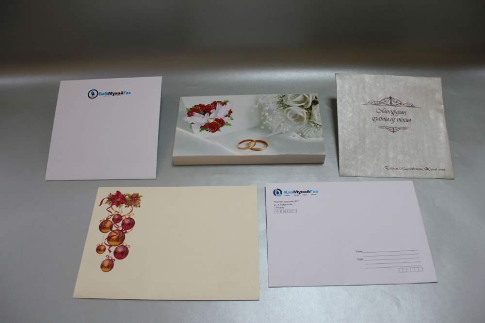 Заказать Печать на конвертах