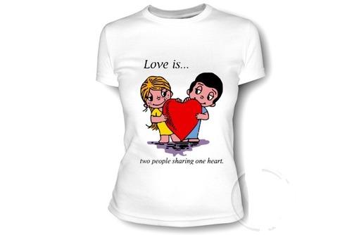 Заказать Печать на футболках