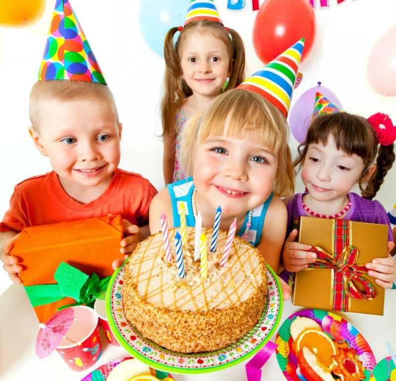 Заказать Организация детских праздников