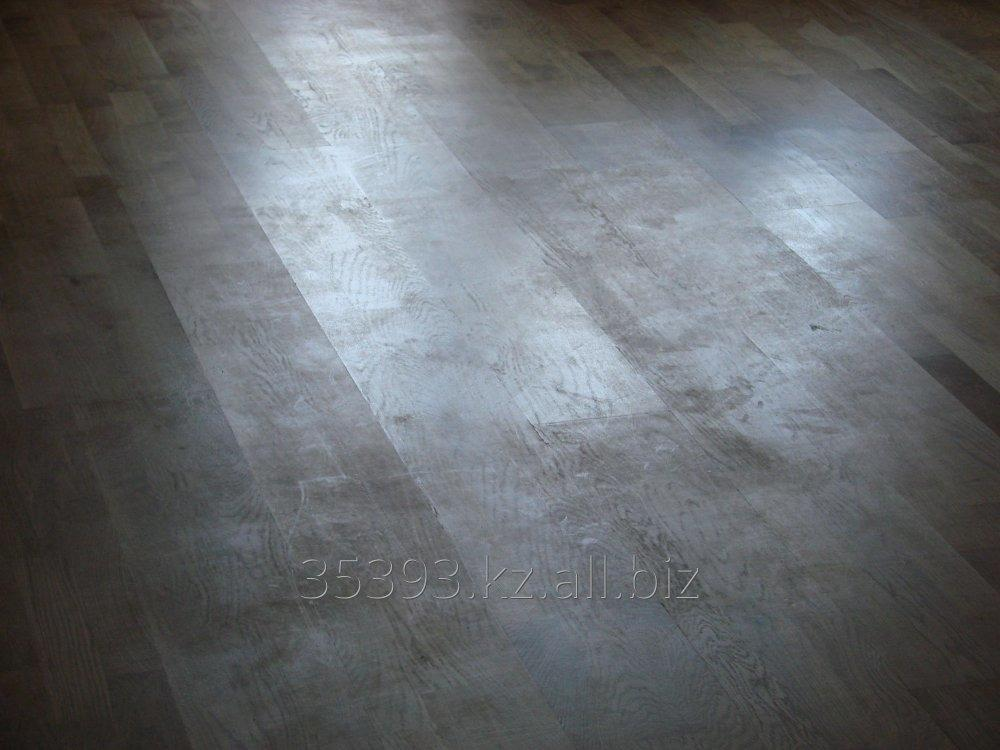 Order Cleaning of a parquet in Astana