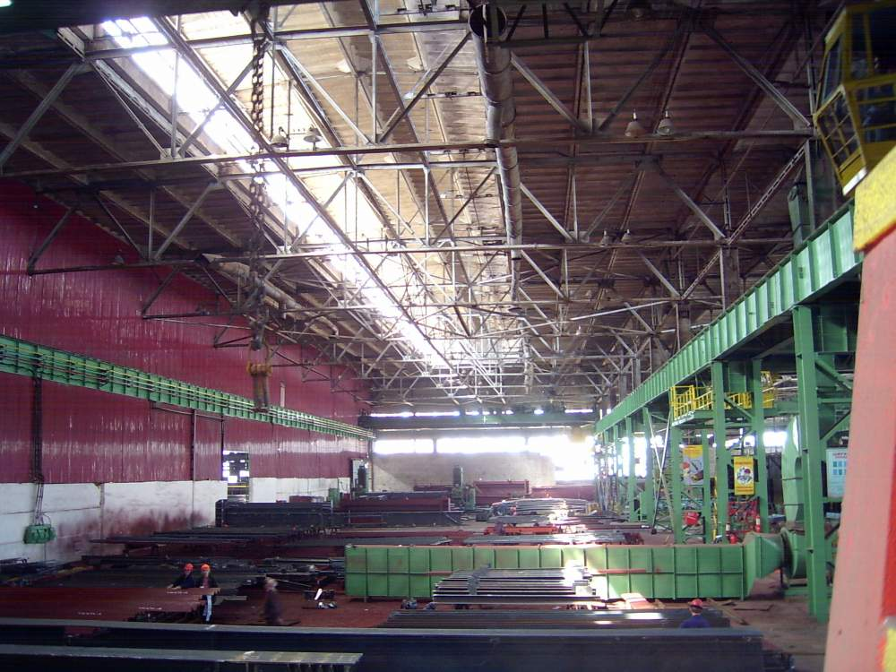 Заказать Производство элементов конструкций для мостов