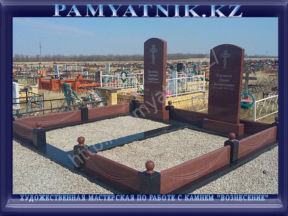 Заказать Изготовление, доставка и установка памятников из гранита и мрамора