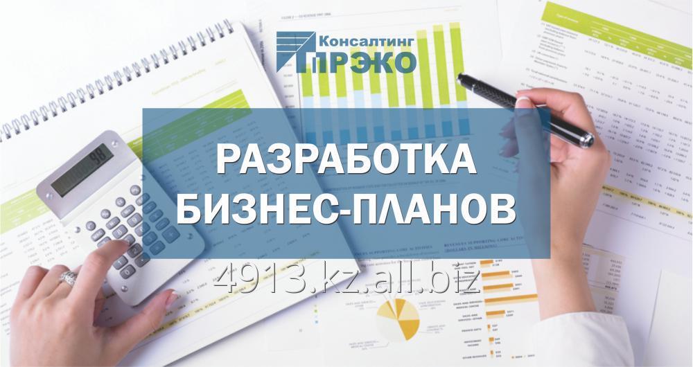 Заказать Разработка бизнес-планов