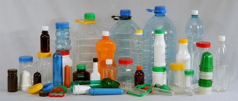 Заказать Выдувание предметов полых пластиковых