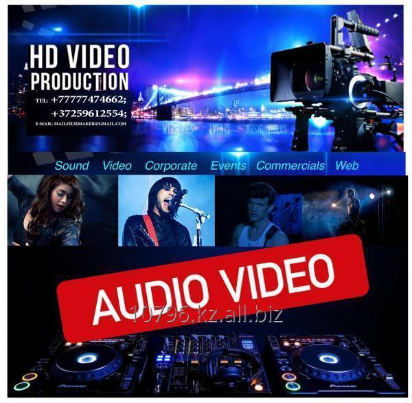 Заказать Видеосъемка музыкальных клипов