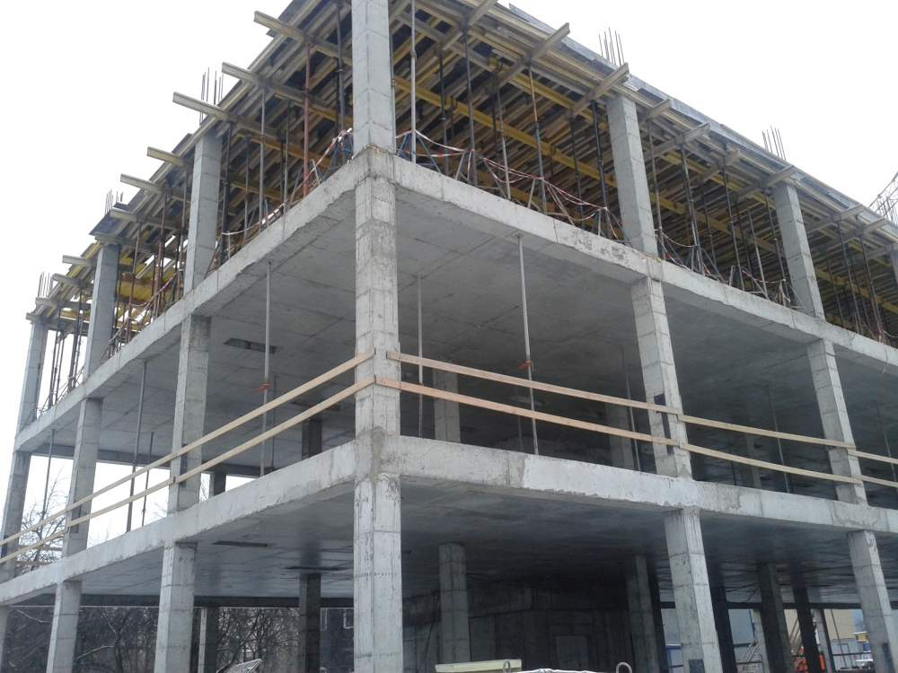 Заказать Строительство объектов производственного назначения
