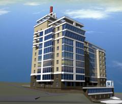 Заказать Строительство жилищно-коммунальных объектов