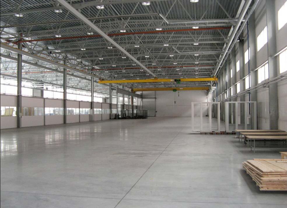 Заказать Строительство складских помещений