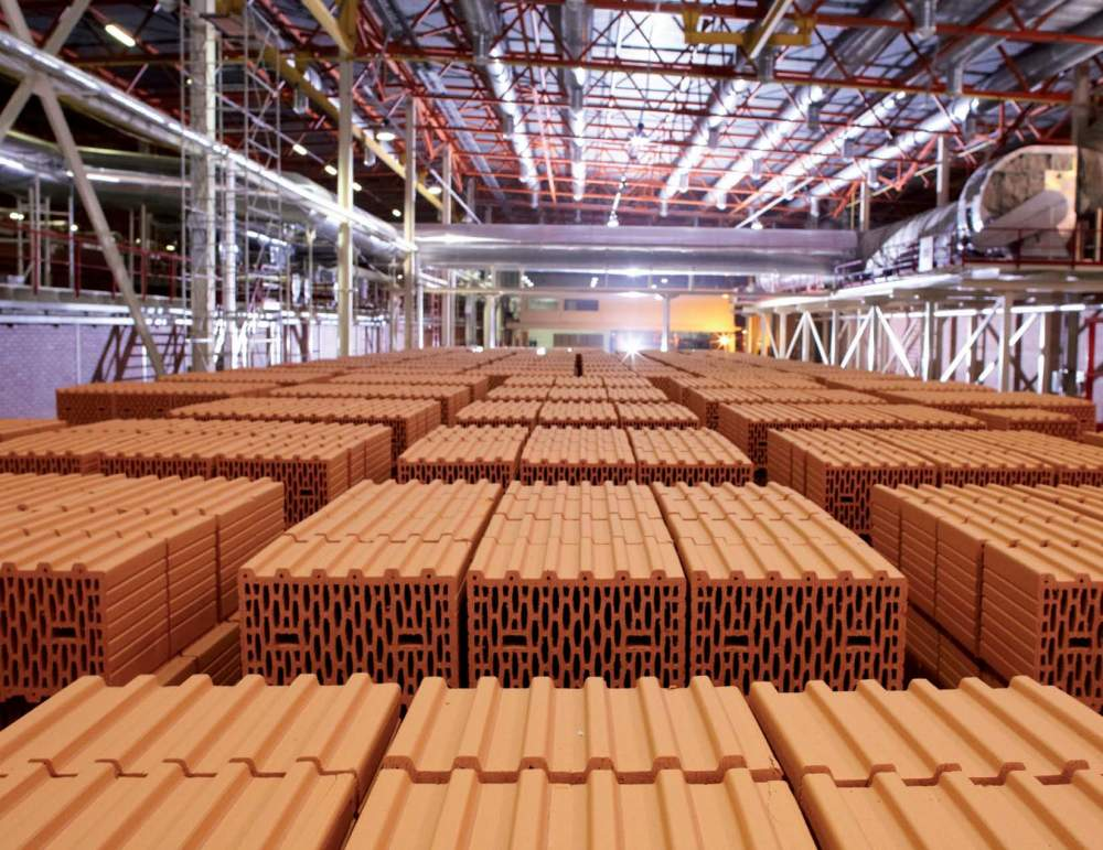 Заказать Строительство кирпичных заводов