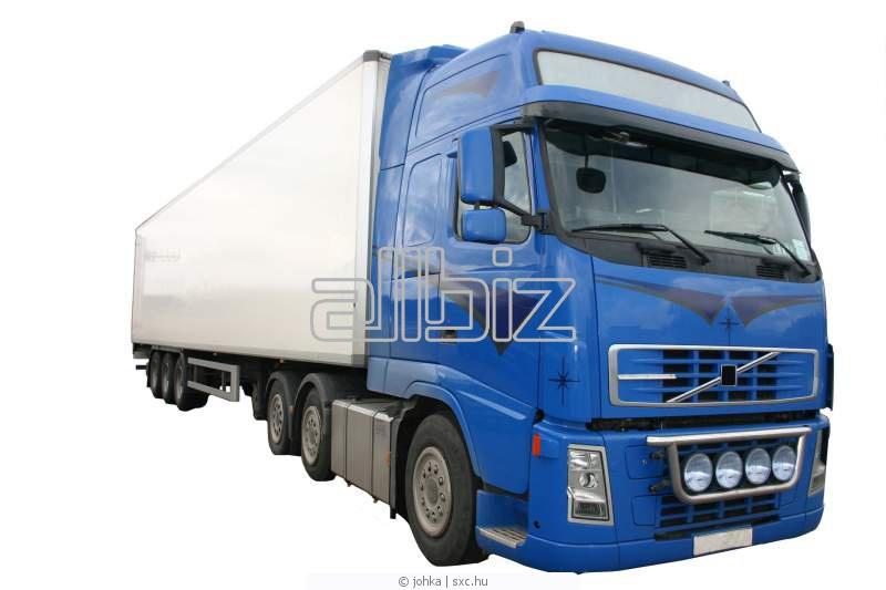 Заказать Автомобильные грузоперевозки Казахстан