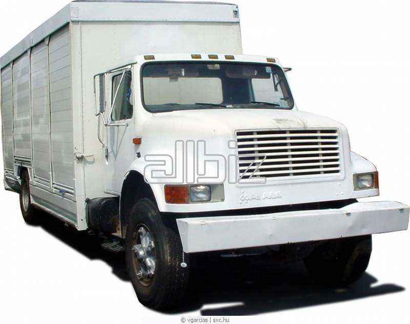 Заказать Доставка грузов Казахстан