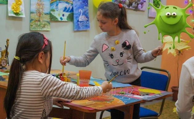 Заказать Детская изостудия в Алматы