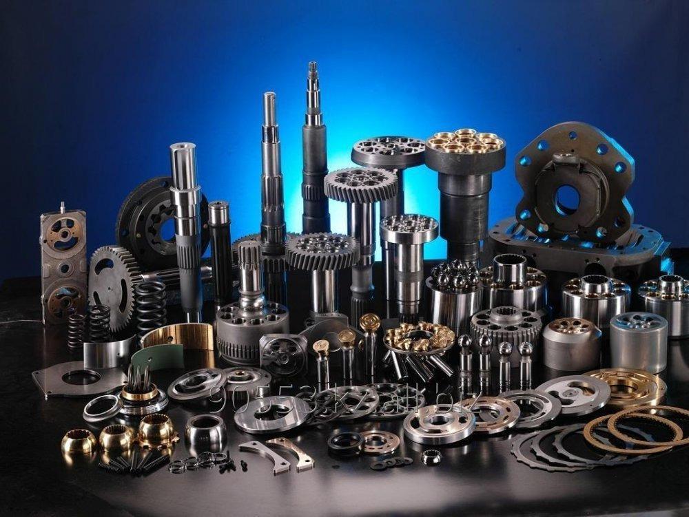 Заказать Услуги API токарного цеха, производство специфического оборудования