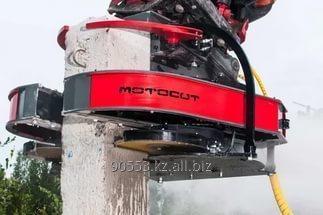 Заказать Услуги резки бетонных свай , резак MOTOCUT