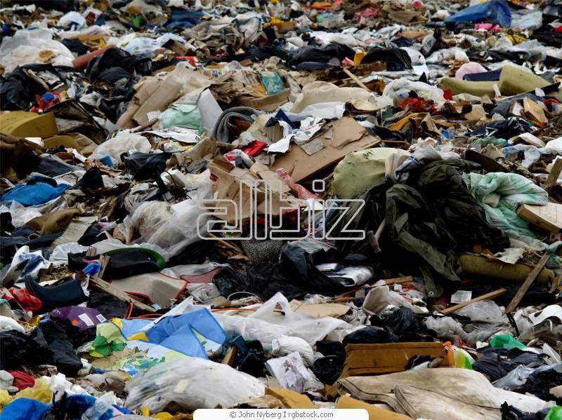 Вывоз мусора, Коммунальные услуги, МВ Арна, Вывоз мусора в Алматы