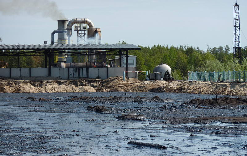 Обезвреживание нефтешламов в Алматы