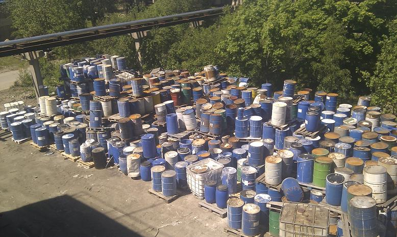Утилизация гальванического шлама в Алматы