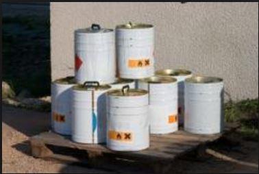 Утилизация кислот и их соединений