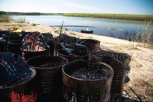 Утилизация нефтешламов в Казахстане