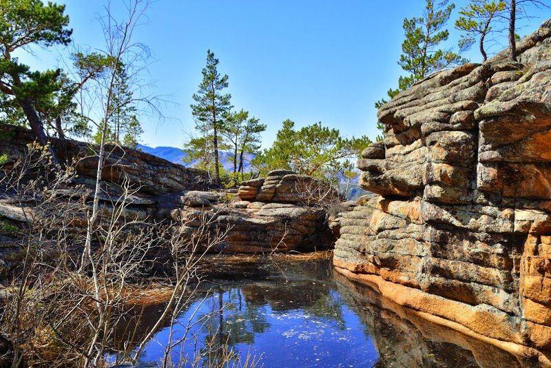 Национальный парк Каркаралинский