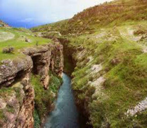 Тур Аксуйский каньон