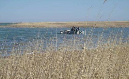 Заказать Тур Шымкент - пустынное озеро Акжайкын